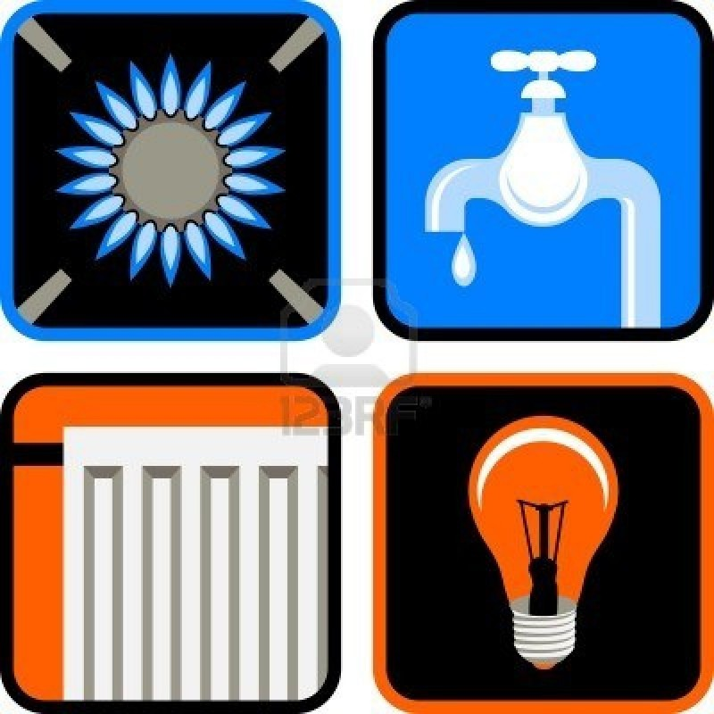 8043833-icon-set-of-four-essential-public-services-gas-water-electricity-and-heating
